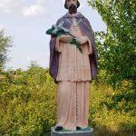 Szobor – Nepomuki Szent János, Ipolykeszi [Kosihy nad Ipľom]