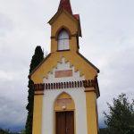 Temetkezési kápolna, Ipolykeszi [Kosihy nad Ipľom]