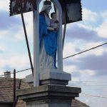 Szobor – Szűz Mária, Szklabonya [Sklabiná]