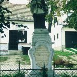 Szobor – Nepomuki Szent János, Szőgyén [Svodín]