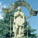 Szobor – Szent Vendel, Kóvár [Koláre]