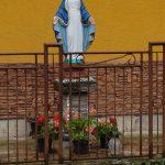 Szobor- Szűz Mária, Alsószemeréd [Dolné Semerovce]