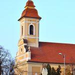 Római katolikus templom, Taksonyfalva [Galanta-Matúškovo]