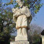 Szobor – Nepomuki Szent János, Ürmény [Mojmírovce]