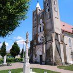 Római katolikus templom, Egyházgelle [Holice]