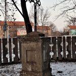 Evangélikus temetői kereszt, Komárom [Komárno]