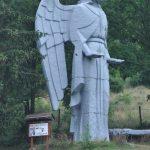 Szobor – angyal, Áj [Háj]