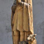 Szobor – Szent Vendel, Hontnémeti [Hontianske Nemce]