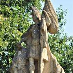 Szobor – Szent Flórián, Hontnémeti [Hontianske Nemce]