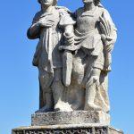 Szobor – Szent János és Pál, Zavar [Zavar]