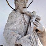 Szobor – Nepomuki Szent János, Krasznahorkaváralja [Krásnohorské Podhradie]