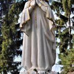 Szobor – Szűz Mária, Bánkeszi (Bánov)
