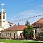 Római katolikus templom, Kisvárad [Nitriansky Hrádok]