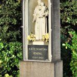 Képoszlop, szobor – Páduai Szent Antal, Geletnek [Hliník nad Hronom]