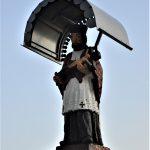 Szobor – Nepomuki Szent János, Geletnek [Hliník nad Hronom]