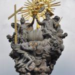 Szobor – Szentháromság, Körmöcbánya [Kremnica]