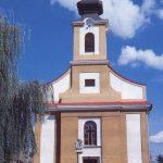 Római katolikus templom – Pered [Tešedíkovo]