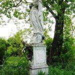 Szobor – Szűz Mária – Nagyszarva [Rohovce]