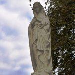 Szobor – Szűz Mária – Nagysalló [Tekovské Lužany]