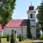 Római katolikus templom, Dunamocs [Moča]