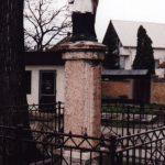 Szobor – Nepomuki Szent János, Andód [Andovce]
