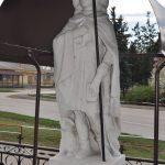 Szobor – Szent Vendel – Szentmihályfa [Michal na Ostrove]
