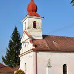 Római katolikus templom, Nemeskajal [Kajal]
