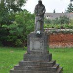 Szobor – I. világháborús emlékmű, Negyed [Neded]