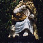 Szobor – Szent Vendel, Nagymánya [Veľká Maňa]