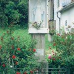 Mária-képoszlop – Libád [Ľubá]