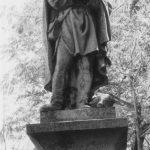 Szobor – Szent Vendel, Kéménd [Kamenín]