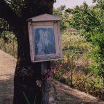 Képoszlop, Karva [Kravany nad Dunajom]