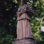 Szobor – Nepomuki Szent János, Karva [Kravany nad Dunajom]