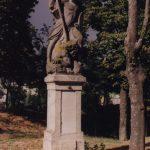 Szobor – Szent Mihály  – Jányok [Janíky]