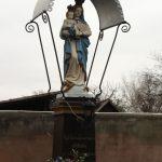 Szobor – Szűz Mária – Gúta [Kolárovo]