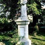 Szobor – Páduai Szent Antal, Bős [Gabčíkovo]