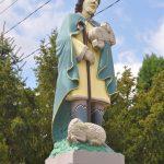 Szobor – Szent Vendel, Alsóbodok [Dolné Obdokovce]