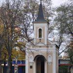 Kápolna – Páduai Szent Antal, Érsekújvár (Nové Zámky)