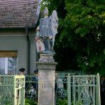 Szobor – Szent Flórián – Ekecs [Okoč]