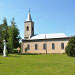 Római katolikus templom – Alsópél [Dolný Pial]