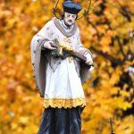 Szobor – Nepomuki Szent János – Tótmegyer [Palárikovo]