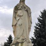 Szobor – Szűz Mária – Tótmegyer [Palárikovo]