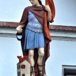 Szobor – Szent Flórián – Tótmegyer [Palárikovo]