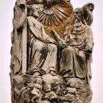 Szobor – Szentháromság, Deáki [Diakovce]